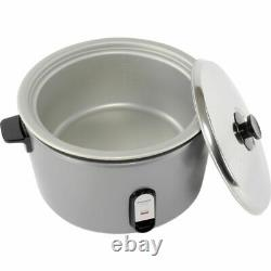 Panasonic Commercial Rice Cooker, 40 Cup ideal for restaurants, banquets, superm