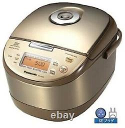Panasonic IH Rice Cooker SR-JHS18-N 10CUP 220V Tracking number NEW