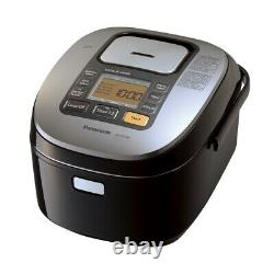 Panasonic Rice Cooker SRHZ106K 5.5-cup, multi-function with Induction Heating