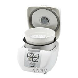 Panasonic SR-DF181 Micom 10-Cup One-Touch Fuzzy Logic Rice Cooker