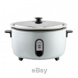 Panasonic SR-GA541H 30 cup Commercial Electric Rice Cooker and Warmer NSF
