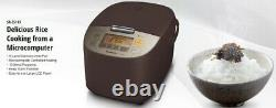 Panasonic SR-ZS185 (10 cup) Electric Rice Cooker/Steamer