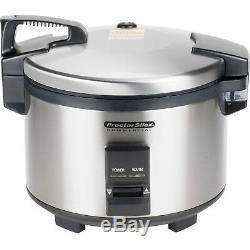Proctor Silex Hamilton Beach Commercial 40 Cup Proctor Silex Rice Cooker Warmer
