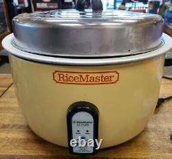 Ricemaster 55 Cup Commercial Grade Rice Cooker 57155