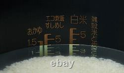 STAN. IH rice cooker 5.5 go ZOJIRUSHI rice cookerJapanDHL Fast Shipping
