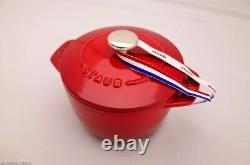 STAUB Enameled Cast Iron La Cocotte de Gohan S 12cm Cherry 1cup Rice Cook Pot