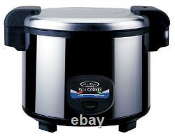 Sunpentown SPT 35 Cups Heavy Duty Rice Cooker SC-5400S