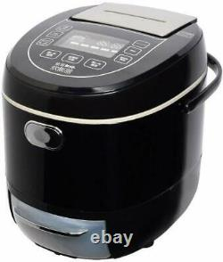 Thanko Rice Cooker carbohydrates cut 33 % 6-Go AC 100V 50/60Hz Steamer NEW