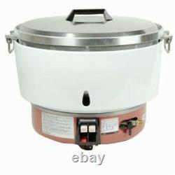 Thunder Group GSRC005L 50 CUP 400 BTU Gas Rice Cooker LP
