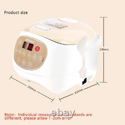 Tianji Electric Rice Cooker Fd30D With Ceramic Inner Pot, 6-Cup(Uncooked) Makes