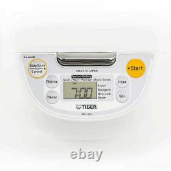 Tiger 5.5-Cup Micom Rice Cooker & Warmer (Model JBV-S10U) FAST SHIPPING