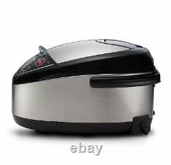Tiger Corporation JAX-T10U 5.5-Cup Micom Rice Cooker and Warmer