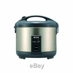 Tiger JNP-S15U Stainless Steel 8-Cup Conventional Rice Cooker (Urban Satin)