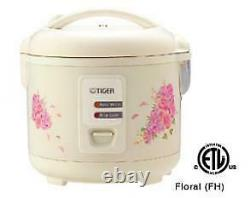 Tiger Jaza10u Rice Cooker 5.5 Cup Steamer Pan Non Stick Inner