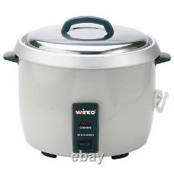 Winco RC-P300, 30-Cup Electric Rice Cooker