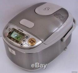 ZOJIRUSHI Electric Rice Cooker And Warmer NS-LLH05-XA 3 Cup 220-230V from Japan