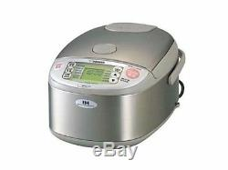 ZOJIRUSHI Electric Rice Cooker NP-HLH10-XA 5.5 Cup 220-230V EMS with Tracking NEW