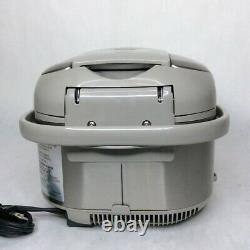 ZOJIRUSHI NP-HBC10 Induction Heat System Rice Cooker/Warmer 5.5 Cup Tested