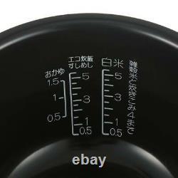 ZOJIRUSHI NP-VI10-TA IH Rice Cooker, 5.5 Cups KIWAME-TAKI
