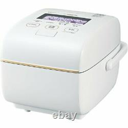 ZOJIRUSHI NW-LA10-WZ Pressure IH rice cooker 5.5 cupsJapan Domestic New