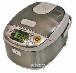 ZOJIRUSHI Rice Cooker 0.54L for 3 Cups NS-LLH05-XA 220-230V Japan EMS NEW