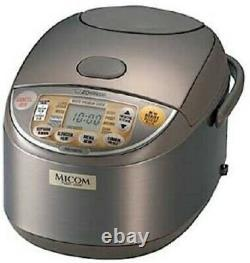 ZOJIRUSHI Rice cooker NS-YMH10 5 cup 220-230V Ship with Tracking number NEW