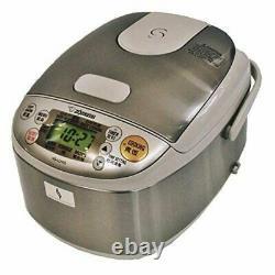 ZOJIRUSHI rice cooker NS-LLH05-XA cooked 0.54L 3 Cups Steamer Warmer 220-230V