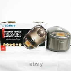 Zojirushi 10-Cup Rice Cooker and Warmer NP-NVC18XJ