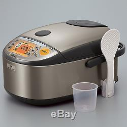 Zojirushi 5.5-Cup Induction Heating System Rice Cooker & Warmer