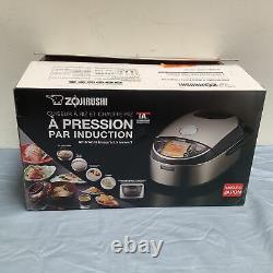 Zojirushi 5.5 Cup Pressure Induction Heating Rice Cooker