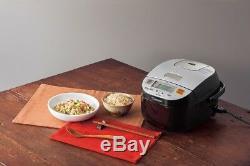 Zojirushi Micom 3-Cup Rice Cooker Black