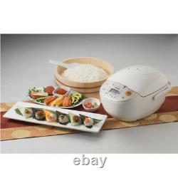 Zojirushi Micom Rice Cooker and Warmer (10-Cup/ Beige), NLAAC18