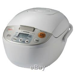 Zojirushi Micom Rice Cooker and Warmer (5.5-Cup/ Beige)