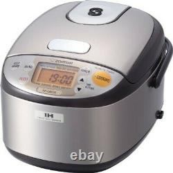 Zojirushi NP-GBC05XT Induction Heating System Rice Cooker and Warmer 3cup