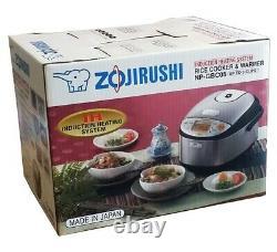 Zojirushi NP-GBC05-XT 3 cup Induction Heating Rice Cooker