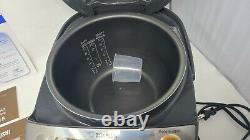 Zojirushi NP-HCC18XH Induction Heating System Rice Cooker & Warmer 10 CUP