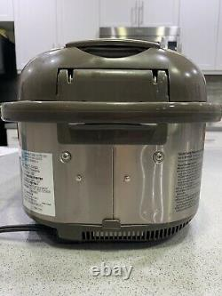 Zojirushi NP-HTC18 Rice Cooker & Warmer, 1.8L (10-cup), Pressure IH