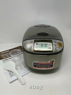 Zojirushi NSTSC10 5 Cups Micom Rice Cooker and Warmer