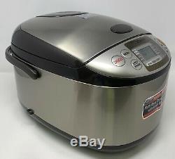 Zojirushi NSTSC18 10 Cups Micom Rice Cooker & Warmer NS-TSC18