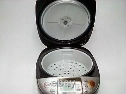 Zojirushi NS-TSC18 Micom Rice Cooker and Warmer, 10-Cups Damage