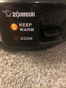 Zojirushi NYC-36 20-Cup Commercial Rice Cooker/Warmer Stainless Steel