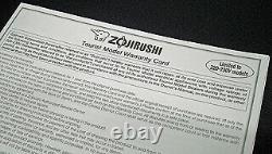 Zojirushi Overseas to Ih Rice Cookers Np-hlh10xa 220-230v 29.024.541.0