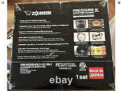 Zojirushi Rice Cooker & Warmer 10 Cup (NP-NWC18XB)