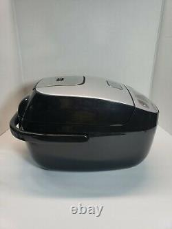 Zojirushi rice cooker 3 cup NL-BAC05